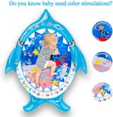 TUMMY TIME INFLATABLE WATER MAT in Fairfield, California