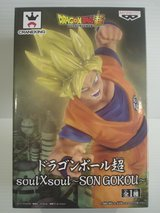 Dragon Ball Soul SS Gokou in Okinawa, Japan