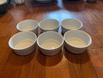 Williams Sonoma small ramequins /dipping bowls in Yongsan, South Korea