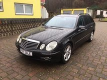 2007 Mercedes-Benz E-280 CDI * AUTOMATIC, A/C, Heated Seats, Multimedia, Euro Navi, New Service in Spangdahlem, Germany