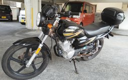 2015 Yamaha YB125Z in Okinawa, Japan