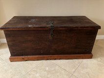 Antique Linen Chest in Kingwood, Texas