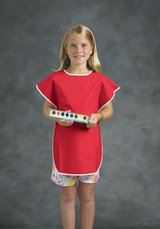 School Smart Easy-to-Clean Vinyl Primary Waterproof Art Smock Apron - New in Brookfield, Wisconsin