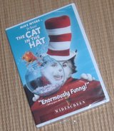 NEW Dr Seuss The Cat In The Hat DVD in Bolingbrook, Illinois