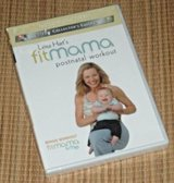 NEW Leisa Harts FitMama Postnatal Workout DVD Shed Baby Fat in Bolingbrook, Illinois
