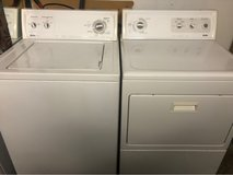 Kenmore Washer and Dryer Set in Vista, California