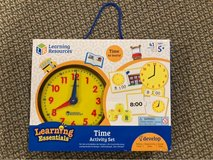 Time Activity Set in Naperville, Illinois