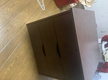 3 drawer shelf or End Table for bed, couch. in Okinawa, Japan