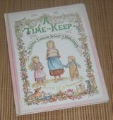 Vintage 1979 A Time To Keep The Tasha Tudor Book of Holidays Hard Cover Over Sized in Oswego, Illinois