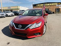 2016 Nissan Altima 2.5 Sedan 4D 4 FWD 4-Cyl, 2.5 Liter in Fort Campbell, Kentucky