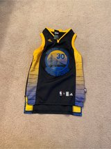 Stephen Curry youth jersey in Fairfield, California