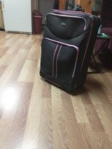 Suitcase in Cherry Point, North Carolina