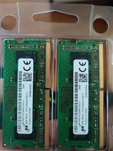 2x4gb DDR4 Laptop memory in Okinawa, Japan