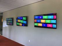 TV Mounting network wiring in Spring, Texas