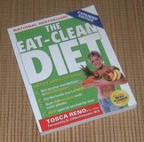 The Eat Clean Diet Soft Cover Book in Yorkville, Illinois