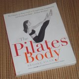 Vintage 2000 Pilates Body The Ultimate At Home Guide to Strengthening Lengthening Soft Cover Book in Bolingbrook, Illinois