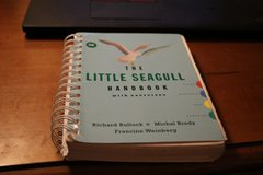 The Little Seagull Handbook W/ Exercises 3rd edition in Bolingbrook, Illinois