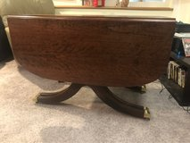 Dining drop leaf table in Chicago, Illinois