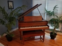 Chickering Baby Grand Piano in Yorkville, Illinois