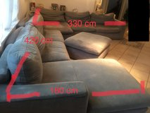 Great Large Sectional Sofa in Stuttgart, GE