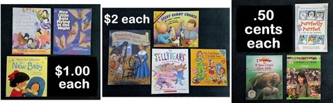 10 Children's Books, Your Choice in Katy, Texas