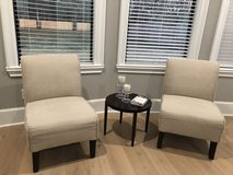 Two sofa chairs in Conroe, Texas