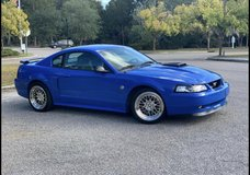 2004 Ford Mustang Mach 1 in Beaufort, South Carolina