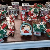 Vintage Coca Cola Christmas Ornaments 35pc Lot in Tomball, Texas