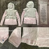 """Ivivva """"Best of Both Worlds"""" hoodie (girls size 14) in Elgin, Illinois"""