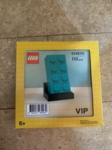 LEGO 6346101 VIP buildable 2x4 Teal Brick in Okinawa, Japan