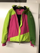 Gently used girls ski jacket (new 120Euro) in Stuttgart, GE