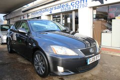 **Lexus IS 250 SE Automatic !**Free Road Tax! in Lakenheath, UK