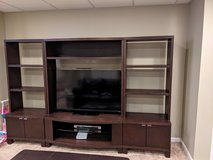 Entertainment center in St. Charles, Illinois