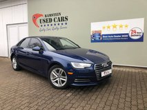 2017 Audi A4 2.0T Premium Sedan with warranty in Hohenfels, Germany