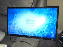"""JVC 24"""" LCD TV / DVD Combo in St. Charles, Illinois"""