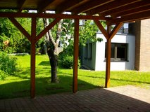 Apartment with carport and garden in Bruch in Spangdahlem, Germany