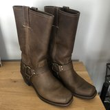 Authentic Frye Harness Women's Boots in Oswego, Illinois