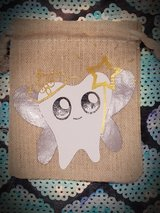 Tooth fairy sack in Nellis AFB, Nevada