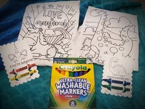 Coloring shirts for kids Perfect valentine gift in Nellis AFB, Nevada