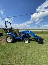 Available at Crosby tractors in Pearland, Texas