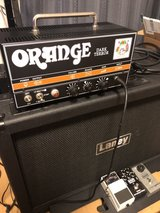 Orange Dark Terror Tube Amp in Okinawa, Japan