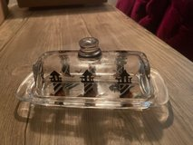Butter Dish in Cherry Point, North Carolina