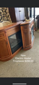 New - Electric Heater Fireplace in Rolla, Missouri