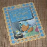Vintage 1994 First Edition Disney Winnie the Pooh Bedtime Stories Hard Cover Book in Oswego, Illinois