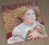 The Nutcracker Hard Cover Book w Dust Jacket Ballet Christmas Holiday in Oswego, Illinois