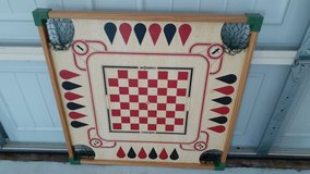 Vintage game board in Kingwood, Texas