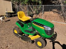 E140 John Deere Riding Mower in Camp Pendleton, California