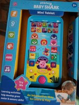 Baby shark tablet new in Naperville, Illinois