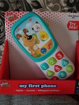 My first phone Bilingual new in Naperville, Illinois