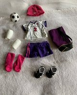 American Girl Doll Soccer outfit in Naperville, Illinois
